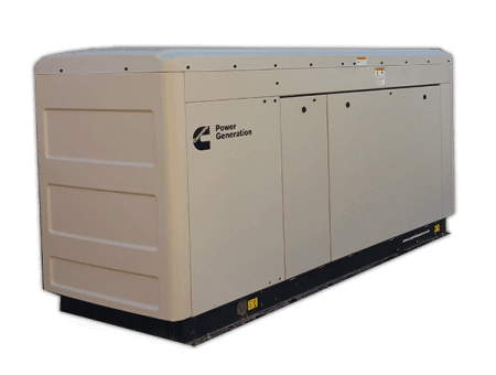 Cummins Diesel Generator and Repair